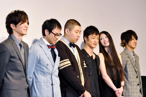 『松田翔太が「ドSっぷりを楽しんで」。『ライアーゲーム』舞台挨拶』