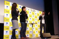 『ゆうばり映画祭プレイベントで、注目若手・入江悠監督の新作を発表!』