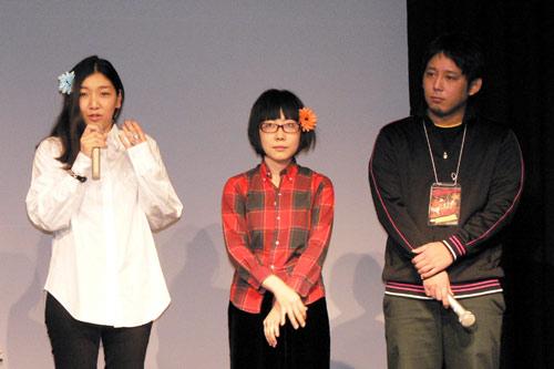 『3度の挑戦で奥田監督が涙の受賞、入江監督は次作に意欲!ゆうばり映画祭』