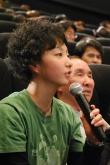 『パラリンピック代表選手が『時をかける少女』上映会に登壇』