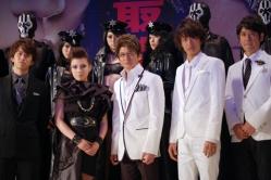 『『ゼブラーマン2』でヒールを演じた仲里依紗、セクシー衣装は面積が少なかった!?』