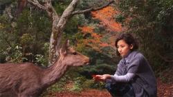 『本木雅弘の娘・内田伽羅が役者デビュー! 平和への思いを情感豊かに表現』