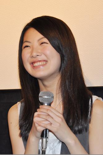福田麻由子の笑顔