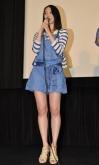 『長澤奈央が海外映画祭での主演女優賞を獲得!/『ホテルチェルシー』初日舞台挨拶』