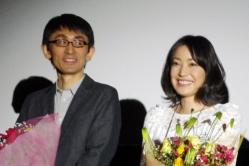 『『パーマネント野ばら』ロケ地で、菅野美穂が土佐弁で感謝の舞台挨拶!』
