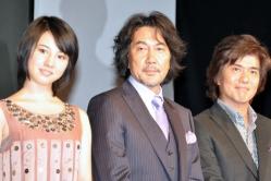 『『ラスト サムライ』のワーナーが、役所×佐藤共演『最後の忠臣蔵』で邦画本格参入!』