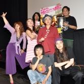 『『SR2』初日舞台挨拶で劇中女子ユニット「B-hack(ビハク)」が生ライブ!』
