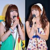 『小松彩夏とAKB河西智美、『NECK』イベントで観客に恋のアドバイス! 』