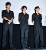 『水嶋ヒロ、BECKメンバーからの賛辞の嵐が気恥ずかしくて思わず汗…』