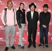 『「完全に崩壊する家族を描いた」鬼才監督がヴェネチア国際映画祭で公式会見』