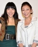 『安藤和津、母の姿が映画と重なり涙! 娘・モモ子と『愛する人』トークショー出演』