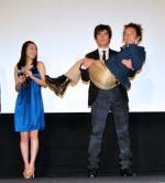 『伊藤英明は緊張、加藤あいは涙、『海猿』シリーズ完結編がついに公開!』