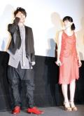 『西島隆弘、好みのタイプは坂井真紀!?/『スープ・オペラ』初日舞台挨拶』
