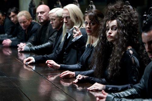 死人使いたちの集会とハリー・ポッター