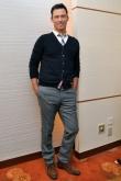 『『バーン・ノーティス』主演のジェフリー・ドノヴァンは、爽やかなナイスガイ!』