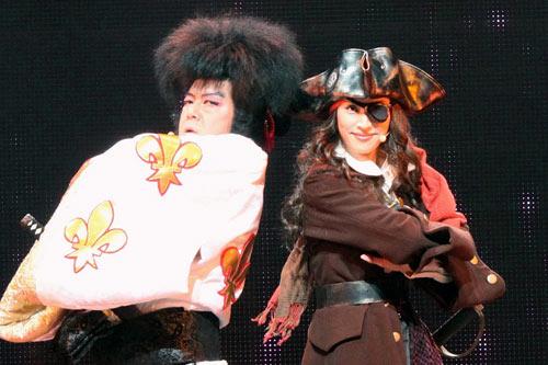 ゲキ×シネ/薔薇とサムライ