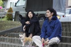 『瑛太、麿赤兒&大森南朋の親子との共演に「いや〜、和みました」とニッコリ』