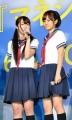 『『もしドラ』主演の前田敦子が、セーラー服姿で選手宣誓!』