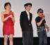 『『軽蔑』で大胆ヌードを披露した鈴木杏が初日舞台挨拶で胸中を告白』