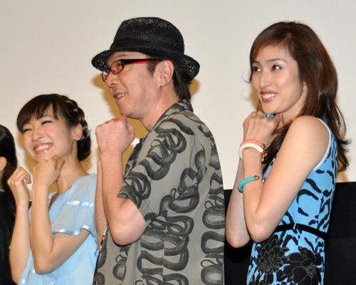 『古田新太が自虐ネタ、舞台ではキスできなくても路上ではしちゃう!? 』
