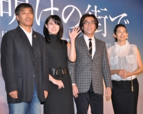 『不倫相手を演じた深田恭子が不倫にNO!「この映画のなかだけで楽しんで」』