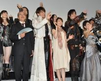 『ヒーローを演じる小西遼生、雨宮監督からのダジャレ指令に冷や汗』