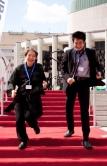 『モントリオール映画祭に出席の樹木希林、孫で13歳の内田雅楽が通訳を担当!』