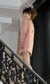 『スベスベ美肌の平子理沙と道端アンジェリカがミニスカ・ナマ足で美の競演!』