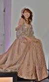 『プロポーズはまだだけど…幸せいっぱいの安めぐみがドレス姿で映画イベント登場!』