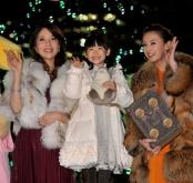 『北川景子、芦田愛菜が横浜の夜景にウットリ!/『マジック・ツリーハウス』プレミア』