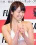 『ミスFLASH2012のグランプリ3名が初々しい純白ビキニ姿で登場!』