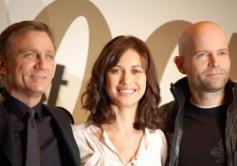 『ジェームズ・ボンドは眠らない!? ダニエル・クレイグが『007』最新作をひっさげ来日!!』
