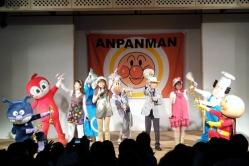 『アンパンマンの生みの親やなせたかしが仙台を訪問、元気を届ける!』
