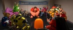 『ゲームの悪役が大集合したディズニー新作『シュガー・ラッシュ』の予告編が解禁!』