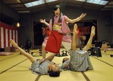『人食い寿司に立ち向かうヒロイン演じた武田梨奈が米国の映画祭で女優賞受賞!』