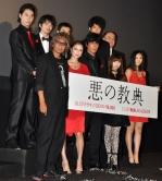 『伊藤英明、『海猿』では人命救助、『悪の教典』では大殺戮劇を繰り広げる』