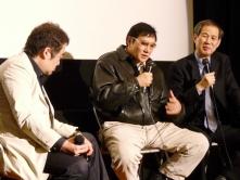 『日本でリアルな警察犯罪ドラマが生まれない理由とは?高橋玄監督が熱いトークを展開!』