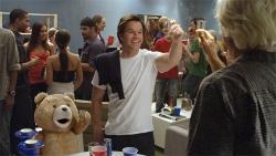 『『テッド』が興収30億円を突破。中年テディベアが国民的アイドル並みの人気に!』