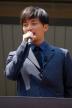 『前田敦子、清楚な白ワンピでホラー主演作のヒット祈願。公開を控え「背筋が伸びる思い」』