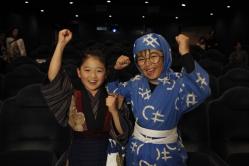 『忍たま乱太郎・加藤清史郎とおしん・濱田ここね、人気子役がコラボCMで初共演! 』