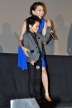 『杏の舞台挨拶中に「完璧」とつぶやいた吉高由里子に、福山雅治と会場が大笑い』