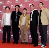 『「創作に終わりはありません」ヴェネチア映画祭記者会見で松本零士が熱いコメント』