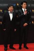 『福山雅治と是枝裕和監督がサン・セバスチャン国際映画祭のレッドカーペットに登場!』