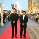 『福山雅治、カンヌに引き続きまた届いたと感じた/サン・セバスチャン国際映画祭』