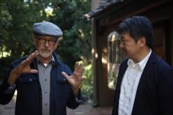 『是枝裕和監督がスピルバーグと『そして父になる』のハリウッドリメイクについて対談』