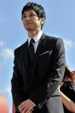 『西島秀俊が釜山国際映画祭で舞台挨拶。「感動的な体験をしました」と撮影振り返る』