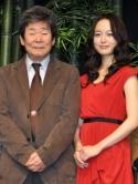 『総製作費50億円の『かぐや姫の物語』に高畑監督「お金のことは考えずに作っちゃう」』