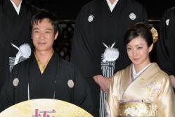 『「いい夫婦になりそうな2013年芸能人カップル」第1位は「倍返し」の堺雅人と菅野美穂』