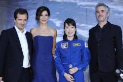 『宇宙飛行士・山崎直子がサンドラ・ブロック主演作を絶賛「地上でどうやって作ったの?」』