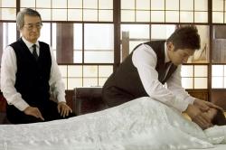 『トライベッカ映画祭で熱い注目を集めている『おくりびと』』